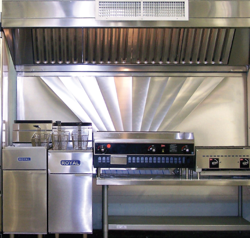Marine industry kitchen cleaning solutions