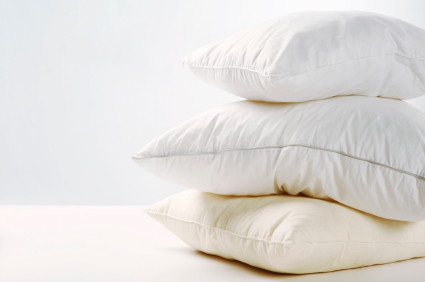 Fire retardent non toxic pillows