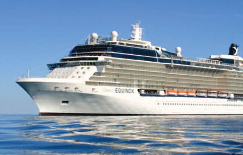 Cruise line maintenance plans